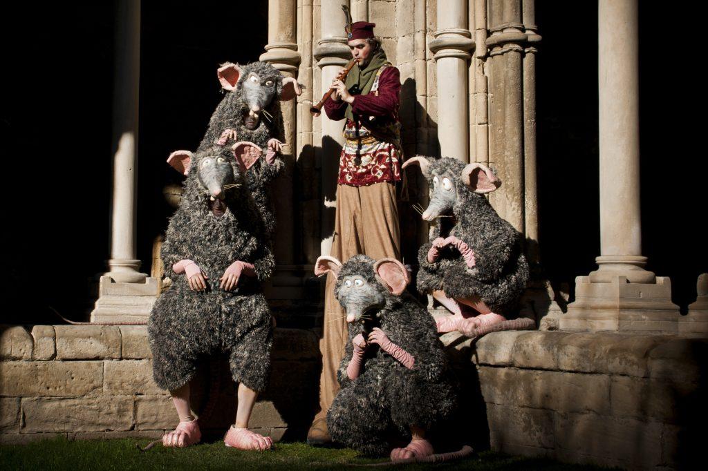 Rats de Campi Qui Pugui Teatre